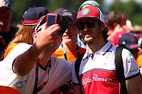 #99 Antonio Giovinazzi; Alfa Romeo Racing. Austrian Grand Prix 2019 Spielberg.<br /> Zeltweg 30/06/2019 GP Austria <br /> Formula 1 Championship 2019 Race  <br /> Photo Federico Basile / Insidefoto