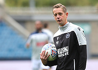 Millwall U23 Assistant Manager, Paul Robinson during Millwall vs Leeds United, Sky Bet EFL Championship Football at The Den on 5th October 2019