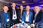 John Walsh (IT Tralee), Eddie Scully (International Office) Andrew Quirke (IT Tralee) Sean Ryan (Aspen Grove) and Ogie Moran (Shannon Development), pictured at IT Tralee Cantillon 2017 at the Rose Hotel, Tralee on Thursday, March 30th last
