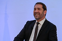 CHRISTOPHE CASTANER (DELEGUE GENERAL DE LA REPUBLIQUE EN MARCHE) - CONFERENCE DE PRESSE DE CHRISTOPHE CASTANER A PARIS, FRANCE, LE 26/01/2018.
