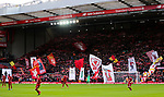 A general view of the kop during the Premier League match at Anfield, Liverpool. Picture date: 1st February 2020. Picture credit should read: James Wilson/Sportimage