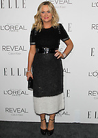 BEVERLY HILLS, CA, USA - OCTOBER 20: Amy Poehler arrives at ELLE's 21st Annual Women In Hollywood held at the Four Seasons Hotel on October 20, 2014 in Beverly Hills, California, United States. (Photo by Celebrity Monitor)