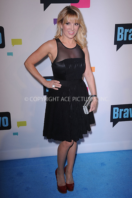 WWW.ACEPIXS.COM . . . . . .April 3, 2013...New York City...Ramona Singer attends the 2013 Bravo New York Upfront at Pillars 37 Studios on April 3, 2013 in New York City ....Please byline: KRISTIN CALLAHAN - ACEPIXS.COM.. . . . . . ..Ace Pictures, Inc: ..tel: (212) 243 8787 or (646) 769 0430..e-mail: info@acepixs.com..web: http://www.acepixs.com .