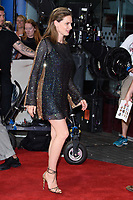 Rebecca Ferguson arriving for the &quot;Mission: Impossible - Fallout&quot; premiere at the BFI IMAX South Bank, London, UK. <br /> 13 July  2018<br /> Picture: Steve Vas/Featureflash/SilverHub 0208 004 5359 sales@silverhubmedia.com