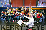 Kerry School of Music. Launch of special concert to mark 35th anniversary celebrations