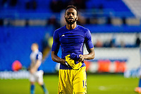 Saturday 25 January 2014<br /> Pictured: Roland Lamah  <br /> Re: Birmingham City v Swansea City FA Cup fourth round match at St. Andrew's Birimingham