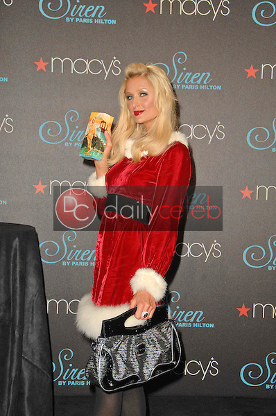 Paris Hilton<br />