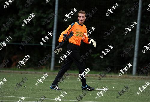 2013-08-20 / Voetbal / seizoen 2013-2014 / Excelsior Kaart - Rapid Leest / Benjamin Maes<br /><br />Foto: Mpics.be
