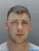 Pictured: Police custody picture of Howard Rhys Jones<br />