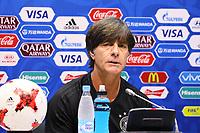 24.06.2017: Pressekonferenz Deutsche Nationalmannschaft