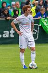 13.07.2019, Parkstadion, Zell am Ziller, AUT, FSP, Werder Bremen vs. Darmstadt 98<br /> <br /> im Bild / picture shows <br /> Joshua Sargent (Werder Bremen #19)<br /> <br /> <br /> Foto © nordphoto / Kokenge