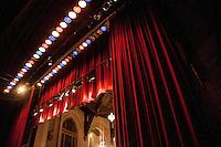 Masonic Temple of Detroit Il teatro