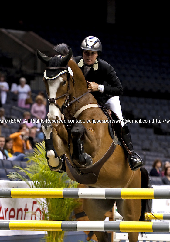 Whitney Linders and SS Twister (USA) - Amateur-Owner / Junior Classic