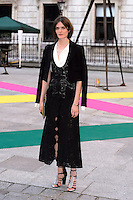 Sam Rollinson at the Royal Academy of Arts Summer Exhibition 2015 at the Royal Academy, London. <br /> June 3, 2015  London, UK<br /> Picture: Dave Norton / Featureflash