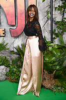 Oti Mabuse<br /> arriving for the &quot;Jumanji: Welcome to the Jungle&quot; premiere at the Vue West End, Leicester Square, London<br /> <br /> <br /> &copy;Ash Knotek  D3358  07/12/2017