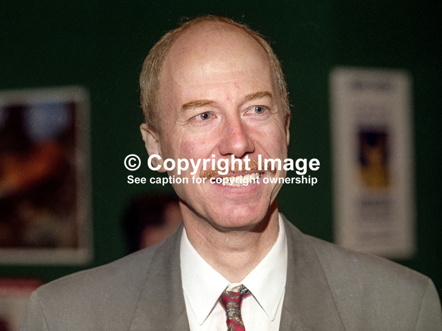 Malcolm Chisholm, MP, UK, Labour Party, 199309002.<br /> <br /> Copyright Image from Victor Patterson,<br /> 54 Dorchester Park, <br /> Belfast, UK, BT9 6RJ<br /> <br /> t1: +44 28 9066 1296 (from Rep of Ireland 048 9066 1296)<br /> t2: +44 28 9002 2446 (from Rep of Ireland 048 9002 2446)<br /> <br /> m: +44 7802 353836<br /> <br /> e: victorpatterson@me.com<br /> www.victorpatterson.com<br /> <br /> Please see my Terms and Conditions of Use at www.victorpatterson.com. It is IMPORTANT that you familiarise yourself with them.<br /> <br /> Images used on the Internet must be visibly watermarked i.e. &copy; Victor Patterson<br /> within the body of the image and copyright metadata must not be deleted. Images <br /> used on the Internet have a size restriction of 4kbs and will be chargeable at current<br />  NUJ rates unless agreed otherwise.<br /> <br /> This image is only available for the use of the download recipient i.e. television station, newspaper, magazine, book publisher, etc, and must not be passed on to any third <br /> party. It is also downloaded on condition that each and every usage is notified within 7 days to victorpatterson@me.com<br /> <br /> The right of Victor Patterson to be identified as the author is asserted in accordance with The Copyright Designs And Patents Act (1988). All moral rights are asserted.