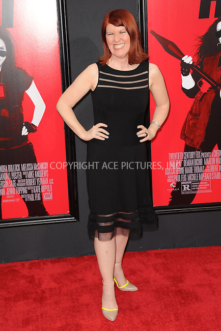 WWW.ACEPIXS.COM<br /> June 23, 2013...New York City <br /> <br /> Kate Flannery attending 'The Heat' New York Premiere at the Ziegfeld Theatre on June 23, 2013 in New York City.<br /> <br /> Please byline: Kristin Callahan... ACE<br /> Ace Pictures, Inc: ..tel: (212) 243 8787 or (646) 769 0430..e-mail: info@acepixs.com..web: http://www.acepixs.com