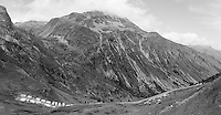 up the Col de Glandon (HC/1924m/21.7km@5.1%)<br /> <br /> stage 18: Gap - St-Jean-de-Maurienne (187km)<br /> 2015 Tour de France