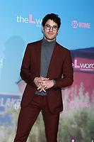"Darren Criss<br /> at ""The L Word: Generation Q"" Premiere,   Regal Cinemas L.A. LIVE, Los Angeles, CA 12-02-19<br /> David Edwards/DailyCeleb.com 818-249-4998"
