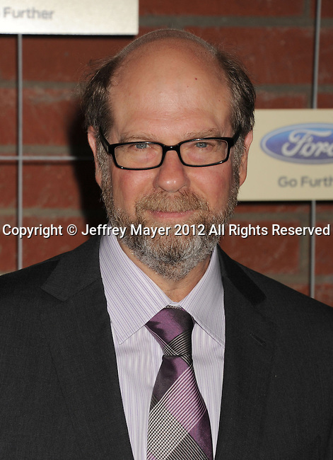 =Culver City=, CA - SEPTEMBER 10: Stephen Tobolowsky arrives at the FOX Fall Eco-Casino Party at The Bookbindery on September 10, 2012 in Culver City, California.