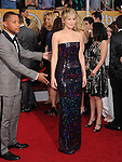 Jennifer Lawrence and Cuba Gooding Jr  at The 20th SAG Awards held at The Shrine Auditorium in Los Angeles, California on January 18,2014                                                                               © 2014 Hollywood Press Agency