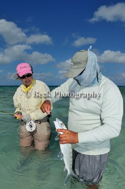 Fly fishing in Venezuela