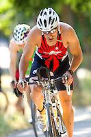 05 JUN 2010 - MADRID, ESP - Jordi Cerro Amores - Spanish Age Group Triathlon Championships (PHOTO (C) NIGEL FARROW)
