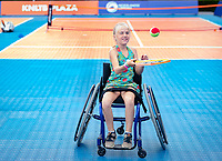 Den Bosch, Netherlands, 16 June, 2018, Tennis, Libema Open, KNLTB Plaza, wheelchair kids<br /> Photo: Henk Koster/tennisimages.com