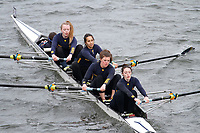 Crew: 340  Emanuel Sch  Event: Girls Fours<br /> <br /> Schools' Head of the River 2017<br /> <br /> To purchase this photo, or to see pricing information for Prints and Downloads, click the blue 'Add to Cart' button at the top-right of the page.