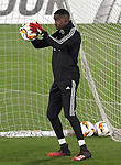 AFC Ajax's Bruno Varela during training session. February 19,2020.(ALTERPHOTOS/Acero)