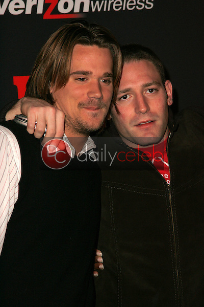 Sean Stewart and friend<br /> at the Teen People's 4th Annual Artists of the Year Party, Element, Hollywood, CA 11-22-05<br /> David Edwards/DailyCeleb.Com 818-249-4998