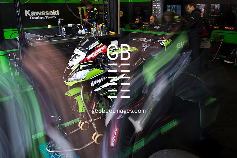 2016 FIM Superbike World Championship, Round 04, Assen, Netherlands, 15-18 April 2016, Tom Sykes, Kawasaki