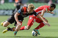 A-League 2012 - Rd15 - Heart v Roar