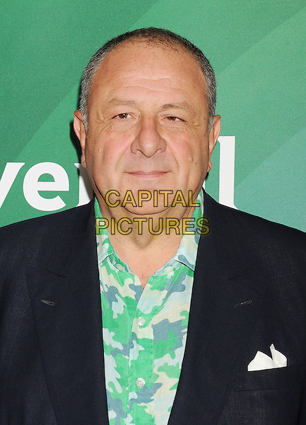 BEVERLY HILLS, CA- JULY 14: TV personality Jean Pigozzi attends the 2014 Television Critics Association Summer Press Tour - NBCUniversal - Day 2 held at the Beverly Hilton Hotel on July 14, 2014 in Beverly Hills, California.<br /> CAP/ROT/TM<br /> &copy;Tony Michaels/Roth Stock/Capital Pictures