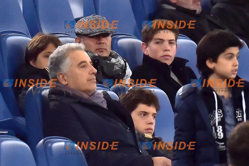 Sinisa Mihajlovic in tribuna <br /> Roma 01-05-2016 Stadio Olimpico Football Calcio Serie A 2015/2016 Lazio - Inter Foto Andrea Staccioli / Insidefoto