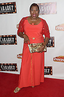 HOLLYWOOD, CA - JULY 20: Loretta Devine at the opening of 'Cabaret' at the Pantages Theatre on July 20, 2016 in Hollywood, California. Credit: David Edwards/MediaPunch