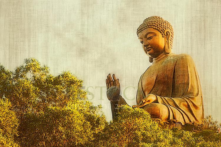Hong Kong Buddha Statue