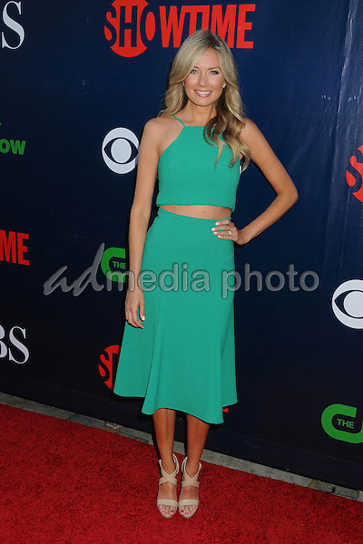 10 August 2015 - West Hollywood, California - Melissa Ordway. CBS, CW, Showtime 2015 Summer TCA Party held at The Pacific Design Center. Photo Credit: Byron Purvis/AdMedia