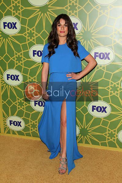 Lea Michele<br /> at the FOX All-Star Party, Castle Green, Pasadena, CA 01-08-12<br /> David Edwards/DailyCeleb.com 818-249-4998