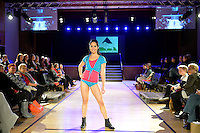 Merino Basewear, New Zealand Eco Fashion Exposed Maintain &amp; Sustain at Notre Dame Performing Arts Centre, Lower Hutt, New Zealand on Friday 25 July 2014. <br /> Photo by Masanori Udagawa. <br /> www.photowellington.photoshelter.com.