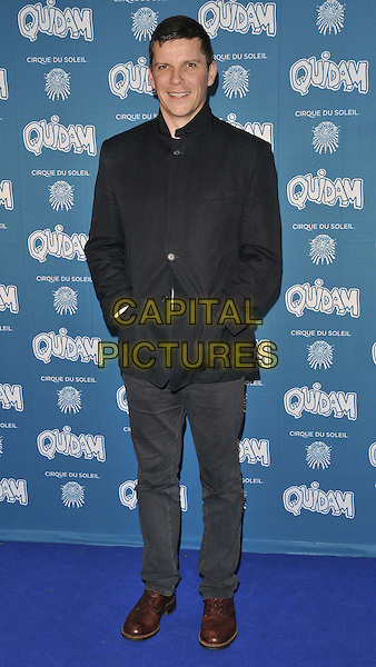 LONDON, ENGLAND - JANUARY 07: Nigel Harman attends the &quot;Cirque du Soleil: Quidam&quot; VIP press night, Royal Albert Hall, Kensington Gore, on Tuesday January 07, 2014 in London, England, UK.<br /> CAP/CAN<br /> &copy;Can Nguyen/Capital Pictures