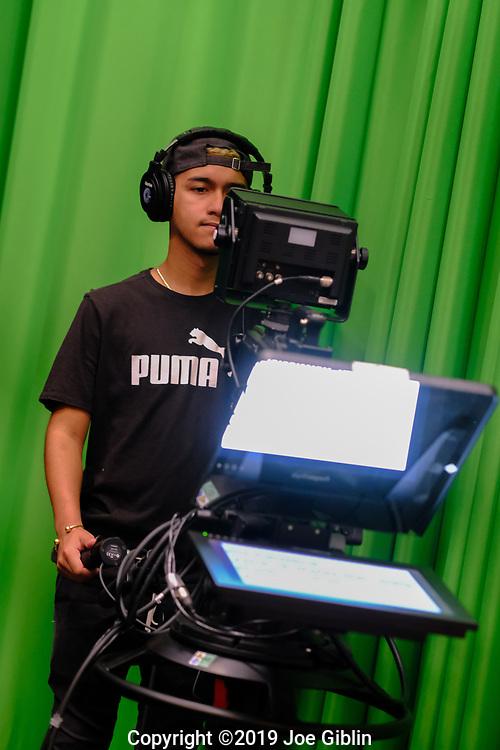 New Broadcast Studio 09/10/19