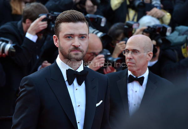 Justin Timberlake at &quot;Cafe Society&quot; &amp; Opening Gala arrivals - The 69th Annual Cannes Film Festival, France on May 11, 2016.<br /> CAP/LAF<br /> &copy;Lafitte/Capital Pictures /MediaPunch ***NORTH AND SOUTH AMERICAN SALES ONLY***
