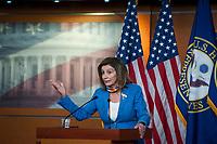 Nancy Pelosi Press Briefing