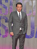 Ben Affleck at the &quot;Suicide Squad&quot; European film premiere, Odeon Leicester Square cinema, Leicester Square, London, England, UK, on Wednesday 03 August 2016.<br /> CAP/CAN<br /> &copy;CAN/Capital Pictures /MediaPunch ***NORTH AND SOUTH AMERICAS ONLY***