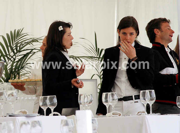 **ALL-ROUND PICTURES FROM SOLARPIX.COM**.**UK SYNDICATION RIGHTS ONLY**.Charlotte Casiraghi, daughter of Princess Caroline of Monaco, competing in the trials of the Global Champions Tour 2010 Valencia in Spain ..This pic: Charlotte Casiraghi..JOB REF: 11222     SKX      DATE:  8.05.2010.**MUST CREDIT SOLARPIX.COM OR DOUBLE FEE WILL BE CHARGED**.**MUST NOTIFY SOLARPIX OF ONLINE USAGE**.**CALL US ON: +34 952 811 768 or LOW RATE FROM UK 0844 617 7637**