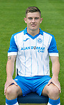 St Johnstone FC Season 2017-18 Photocall<br />Callum Hendry<br />Picture by Graeme Hart.<br />Copyright Perthshire Picture Agency<br />Tel: 01738 623350  Mobile: 07990 594431