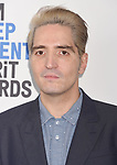 SANTA MONICA, CA - FEBRUARY 25: Actor David Dastmalchian attends the 2017 Film Independent Spirit Awards at the Santa Monica Pier on February 25, 2017 in Santa Monica, California.
