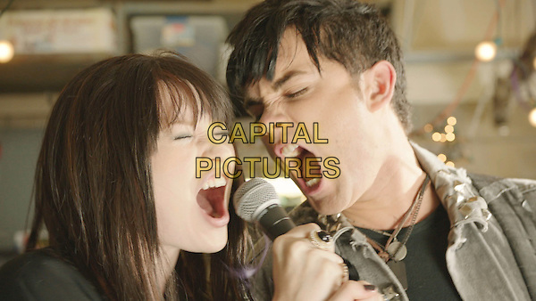 Emily Browning, Thomas Dekker <br /> in Plush (2013)<br /> *Filmstill - Editorial Use Only*<br /> CAP/FB<br /> Image supplied by Capital Pictures