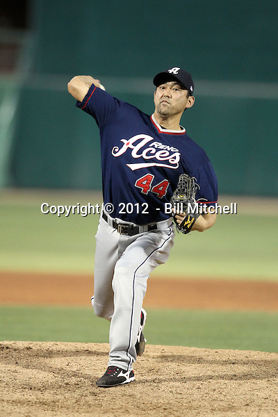 Takashi Saito - 2012 Reno Aces (Bill Mitchell)